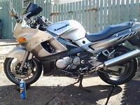 zzr 600 for sale or swap