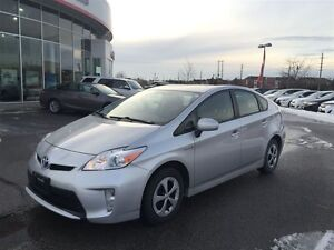 2013 Toyota Prius CVT, front wheel drive, amazing on gas, push b