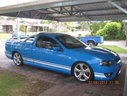 2007 Ford FPV BF2 Super Pursuit Auto. Bethania Logan Area Preview