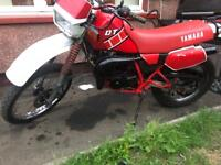 1986 Yamaha dt125