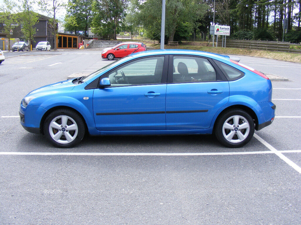 2007 FORD FOCUS 1.8 DIESEL, FULL YEAR MOT,3 OWERS,SERVICE HISTORY,LOW MPG,ALLOYS  | in Inverurie, Aberdeenshire | Gumtree