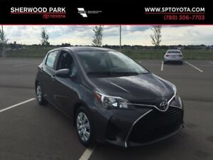 2017 Toyota Yaris Automatic-2 Sets Rims  Tires