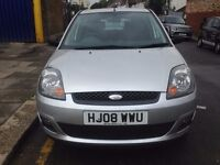 Ford Fiesta 1.6 TDCi Zetec Climate 5dr Cheap to insure & Drive HJ08 WWU Reduced to clear