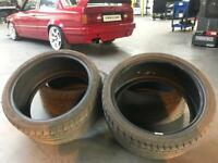 "Dunlop Sport Maxx 255/35R20 285/30R20 20"" Part Worn Used Tyres"