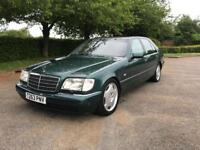 MERCEDES SEL 3.2 LIMO LONG WHEEL BASE 1999 CLASSIC FULLY LOADED EXCELLENT CONDITION..