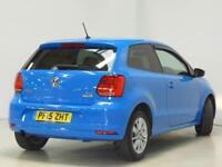 Volkswagen Polo SE TSI (blue) 2015-06-30