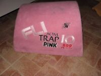 FLI ACTIVE 10 800WATTS PINK TRAP SUBWOOFER SPEAKER AND CABINET ONLY