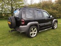 2003 Jeep Cherokee 2.5 CRD Sport Black - 12 Months MOT - Lots of history - Lots Of Extras