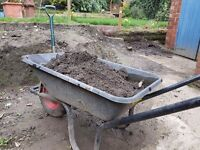 FREE Garden soil - Perfect for planting and landscaping