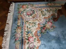 Fabulous huge Chinese carpet ex- Waring and Gillow