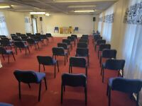 150 SEATER D1 HALL IN ILFORD - OFFICE, STORAGE, KITCHEN - SHARED £1000, SOLE USE £3000