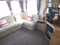 cheap static caravan for sale in newquay cornwall, great park with fantastic facilities