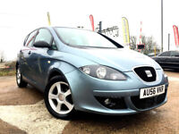 2006 SEAT ALTEA REFERENCE 1.9TDI , LONG MOT, 2 KEYS, 5 DOORS, NICE AND CLEAN, F/S/H, L@@K!!!!!