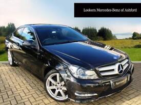 Mercedes-Benz C Class C250 CDI AMG SPORT EDITION PREMIUM PLUS (black) 2014-09-16