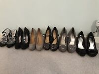 Ladies Size 5 Shoe Bundle