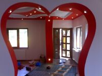 Tiling, painting, decorating, tiler, flooring, skimming, plastering, garden, tiling