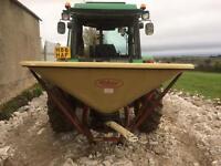 Abbey fertiliser sower