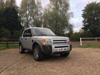 Land Rover discovery 3 TDV6 XS FSH