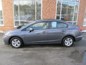 2015 Honda Civic LX | $69/week, taxes in, $0 down