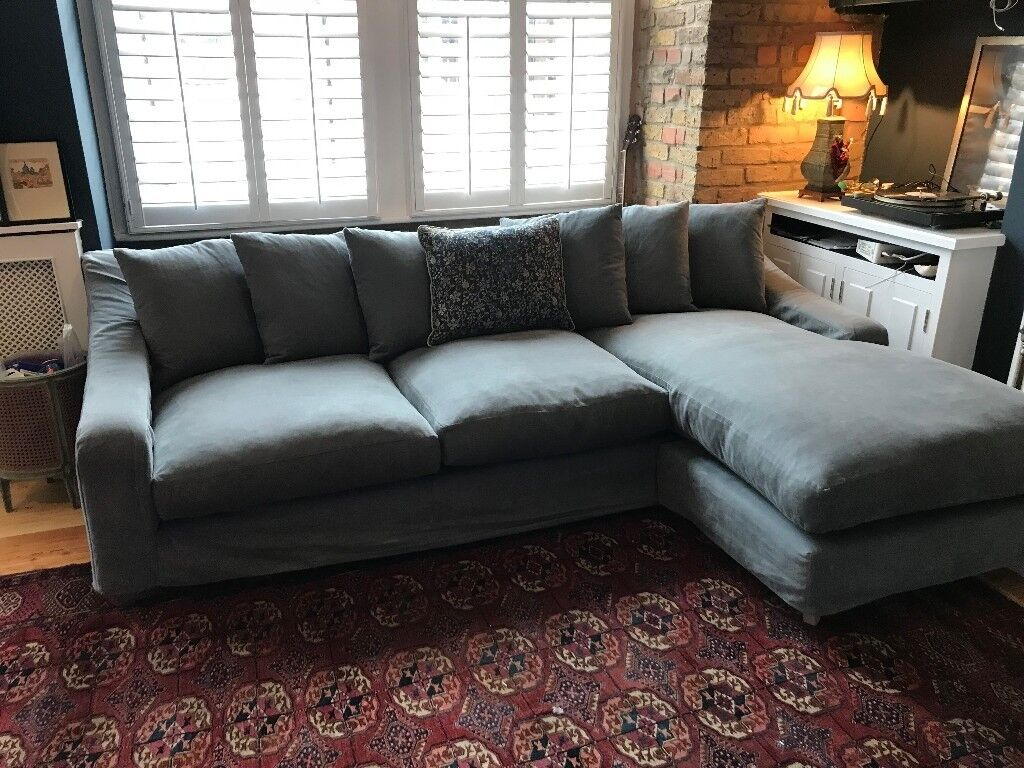 Gorgeous L Shaped Loaf Sofa For 1yr Old Great Condition Looking 4 New