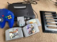 Nintendo 64 N64 Console Bundle