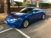 Hyundai coupe 1.6 petrol, low miles 70k, January 2019 MOT