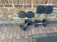 Cast Iron Weights (Adjustable)