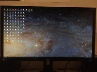 28 inch Acer CB280HK 4K TN monitor