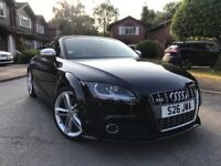 AUDI TTS S-TRONIC (AUTO) 2008 (58); LOW MILEAGE, VERY GOOD CONDITION, FULLY LOADED.
