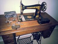 1924 Singer Treadle Sewing machine