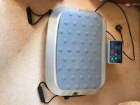 Reviber plus vibration plate
