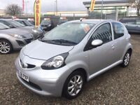 2008 Toyota Aygo 1.0 VVT-i Platinum 5dr / Low Mileage Only 42,906 / 5 Door