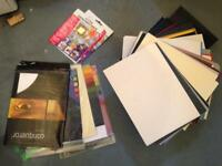 Art Materials Bundle