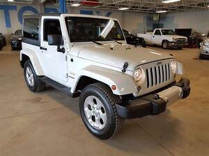 2014 Jeep Wrangler Sahara, Automatic, 4x4, Navigation, USB