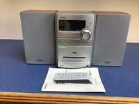 Sony CD/DAB Radio/Cassette Player