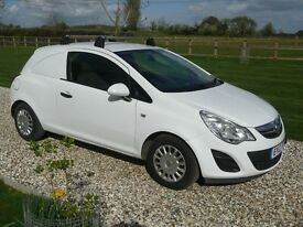 Vauxhall Corsa Van 1.3CDTI, Excellent Condition, Just Serviced, Card Payment Accepted!!