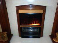 Fire surround and fire package