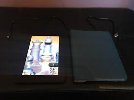 Amazon Kindle Fire Tablet.