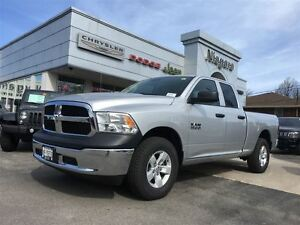 2017 Ram 1500 SXT,ALLOYS,4X4,3.6,SAT RADIO