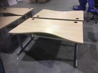 Office desk 1800mm 15 available