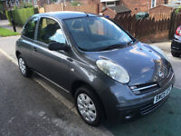 *** IDEAL 1ST CAR *** 2005 05 REG NISSAN MICRA 1.2 S 3 DOOR