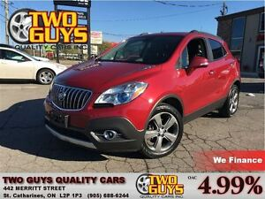 2014 Buick Encore CONVENICE LOW KMS ALLOYS