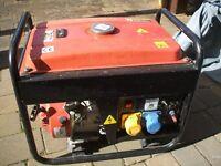 Generators 110/240V