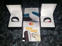 Contactless Ring Payment Ring For Making Contactless Payment Anywhere Contactless Payment Is Taken