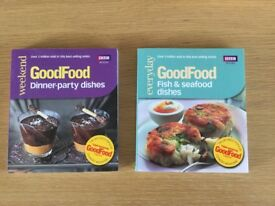 BBC GoodFood Cook Books