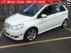 2009 Mercedes-Benz B-Class Turbo, Automatic, Leather, Sunroof