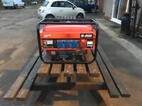 Brand new with box Wuzburg W-8500 generator