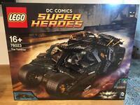 Lego Batman The Tumbler