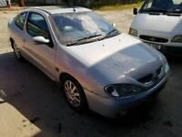Renault Megan's 1.6 16v
