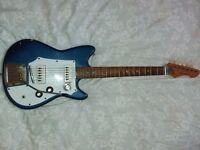 Futurama II Duo vintage guitar